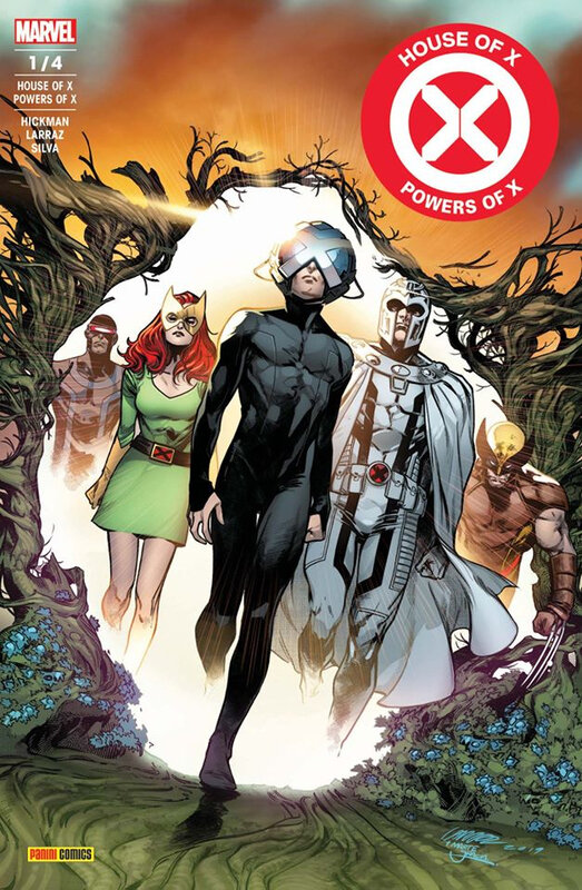 Panini Marvel House of X / Powers of X 1 (Juin 2020)