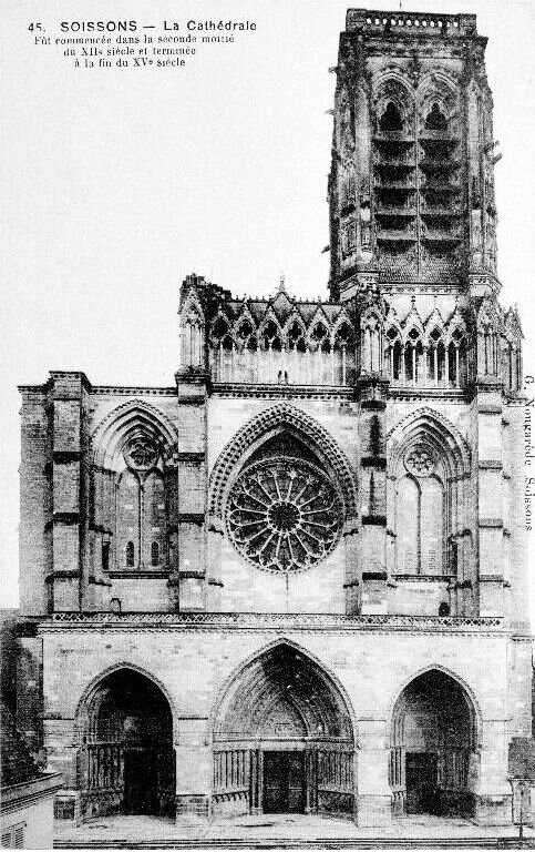 Cathédral Soisons