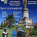 Fête médiévale de châtillon sur marne (51) - 15 et 16 juillet 2017