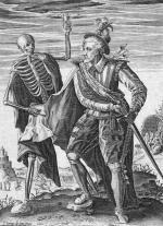 Thomas de Leu, Le soldat et la mort, 1601