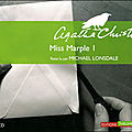Miss marple i : le club du mardi et le sanctuaire d'astarté – agatha christie