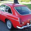 MG - MG B GT - 1968