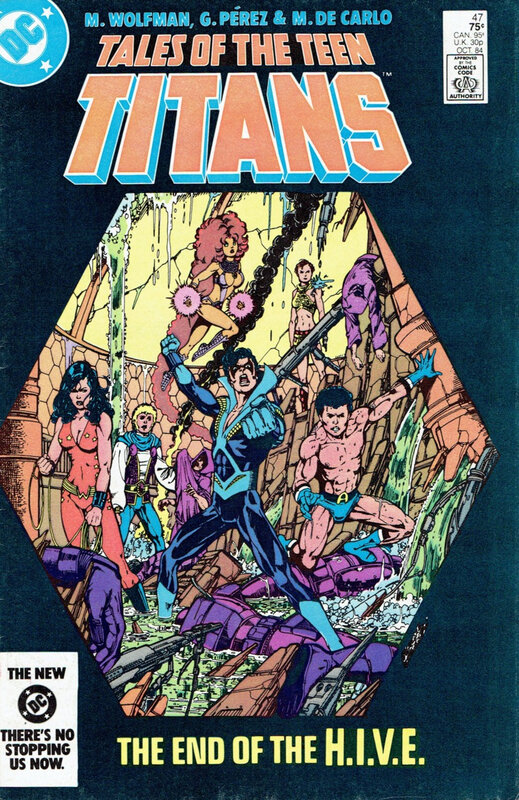 tales of the teen titans 47