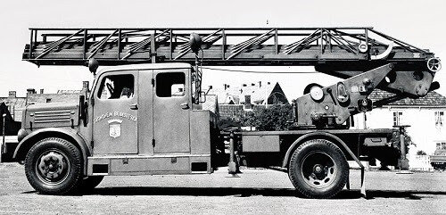 MAGIRUS-DEUTZ - S3000 DL22+2 - 1943