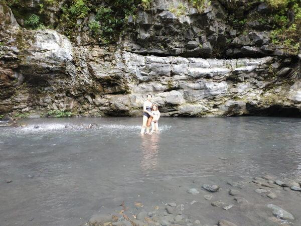 Entre deux : la rivière