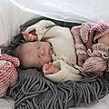 Bébé reborn missy est adoptée :-)