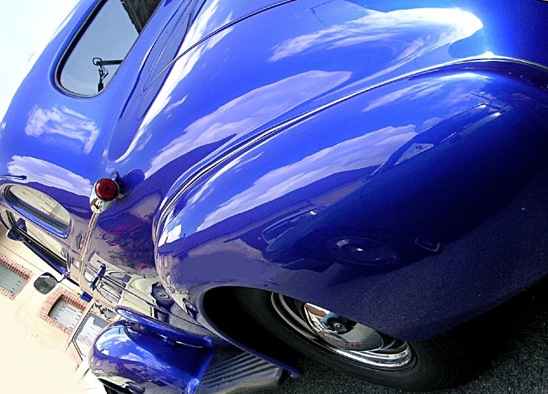 Oldsmobile arrière