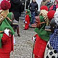 Elzach : le kinderfasnet (le carnaval des enfants)