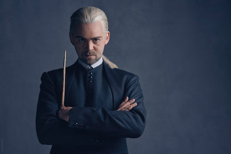 Harry Potter and the Cursed Child_Alex Price as Draco Malfoy