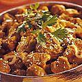 Recette du curry de thon