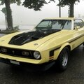 Ford mustang mach1 fastback coupe-1972