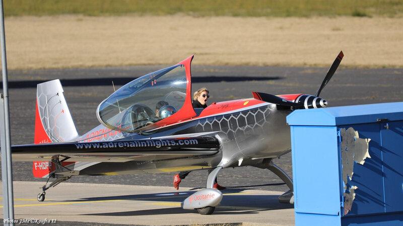 Photos JMP©Koufra 12 - La Cavalerie - Aérodrome - avion - Voltige - Extra 300 - 03032019 - 0562