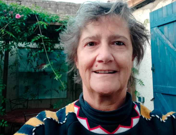 Véronique Boyer pour le blog