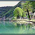 Lac de Nantua (Ain)