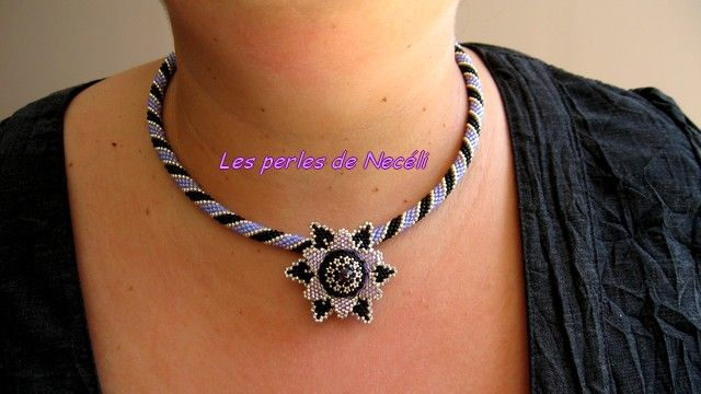 Collier Edelweiss
