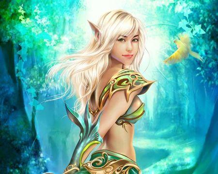 elfe de la nature-azea1321ER
