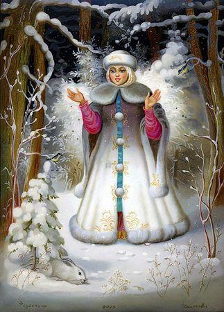 Dans la neige (13)