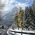 Quelques paysages autrichien
