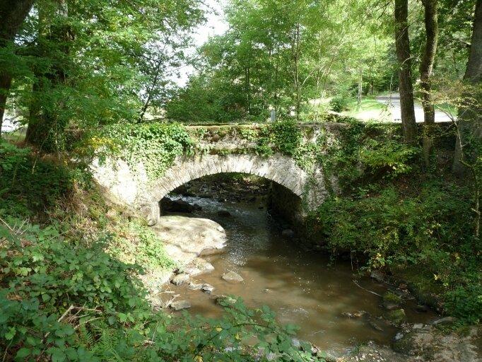 patrimoine bati pont du Rabaud