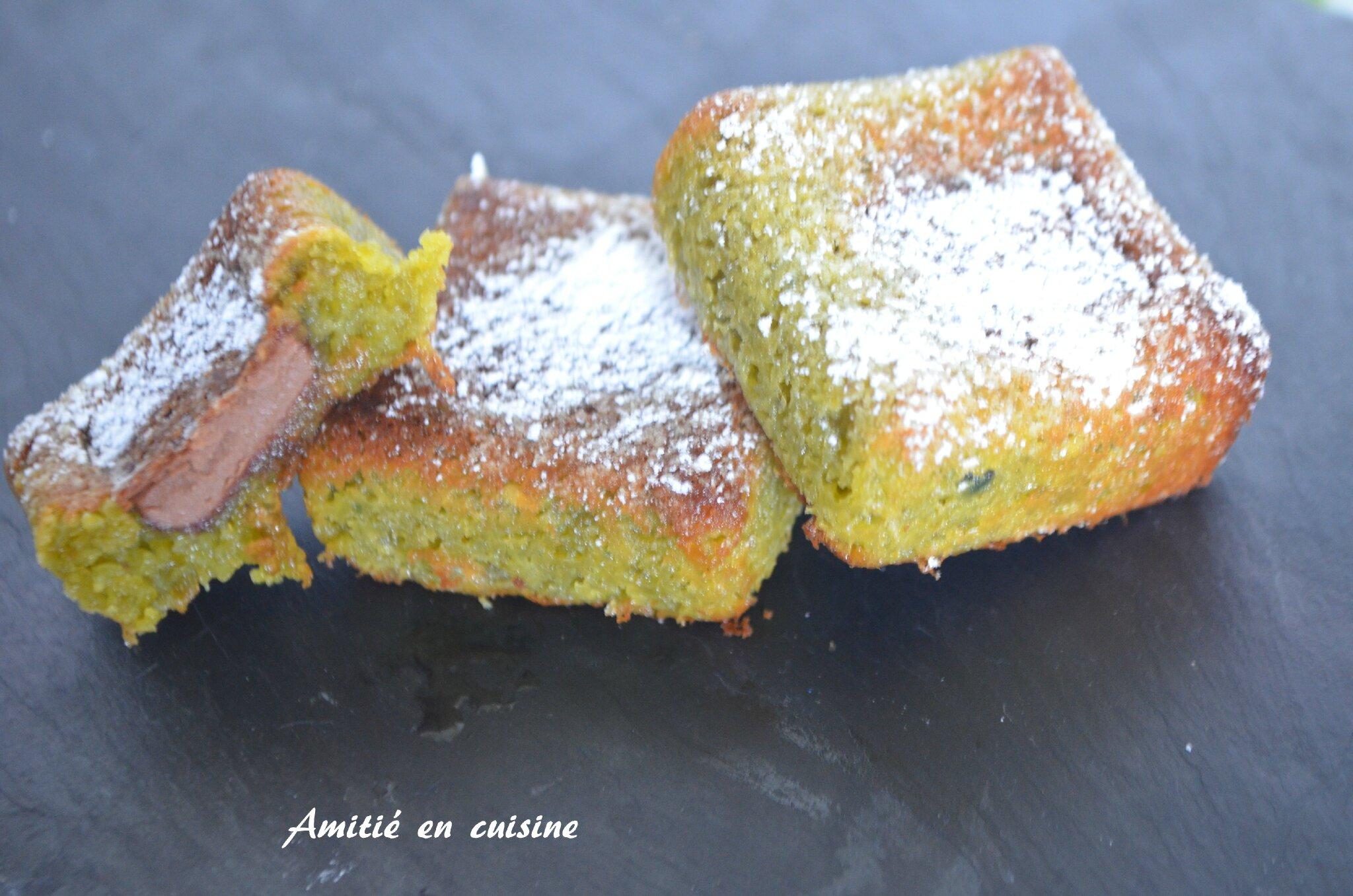 pistache pralinoise