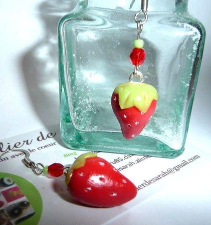 bo fraise perle