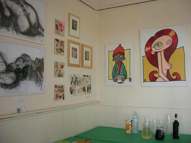 Galerie 52 PAINT 2006