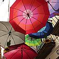 Funchal ...rue des ombrelles