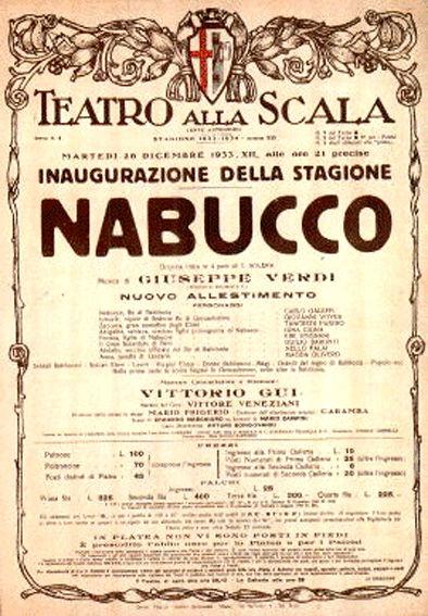 nabucco le choeur des esclaves