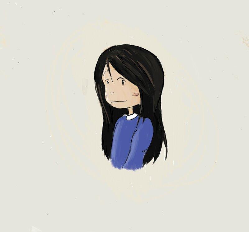 Emilie portrait 2
