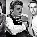 Marlon Brando - James Dean - Montgomery Clift
