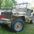 HOTCHKISS Jeep M201 voiture de liaison 1/4 de tonne 1957 Baden Baden (1)