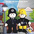 mascot dolls