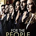 For the people - série 2018 - abc