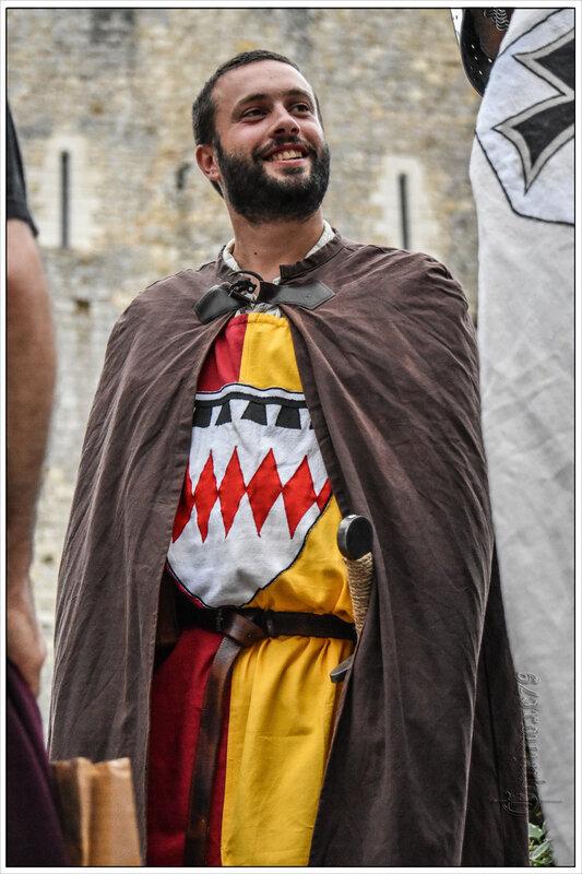 La mémoire des temps passés - Histoire des châteaux de la cité médiévale de Chauvigny (9)