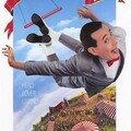 Pee Wee au cirque ( affiche)