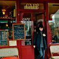 Instantané sur la butte Montmartre.