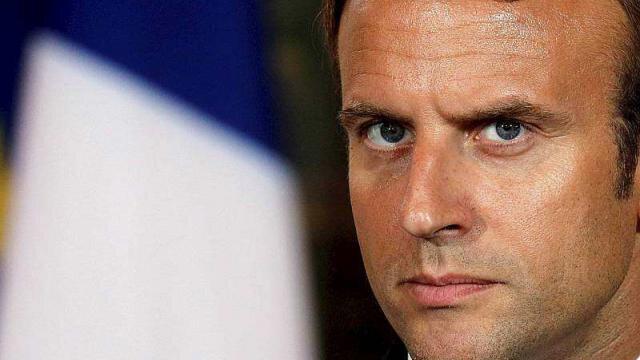 Macron arrogant 1