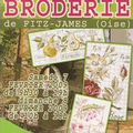 Ce week-end...salon de la broderie