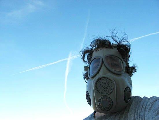 chemtrail mask