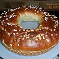 Couronne des rois... version thermomix