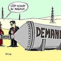 Augmentons résolument le prix des carburants !