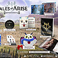 Tales of Arise collector Hoot