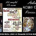 Ateliers à neydens / 22 et 23 octobre 2011