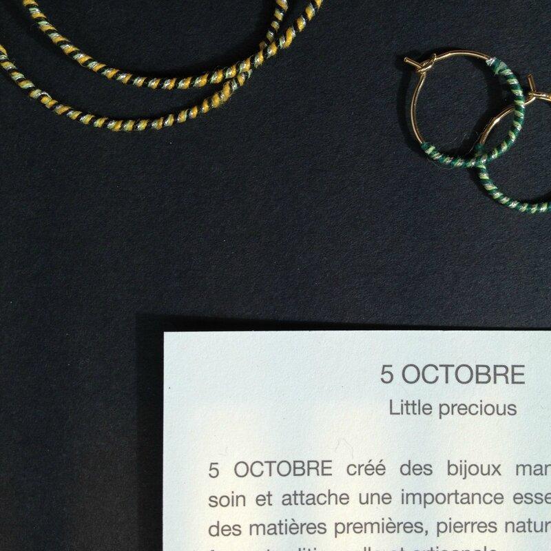 5 OCTOBRE collection printemps été 2015 Boutique Avant-Après 29 rue Foch 34000 Montpellier (4)
