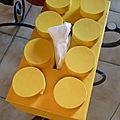 La boite à mouchoirs brique lego