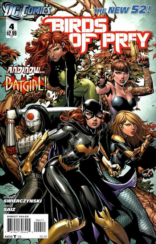 new 52 birds of prey 04