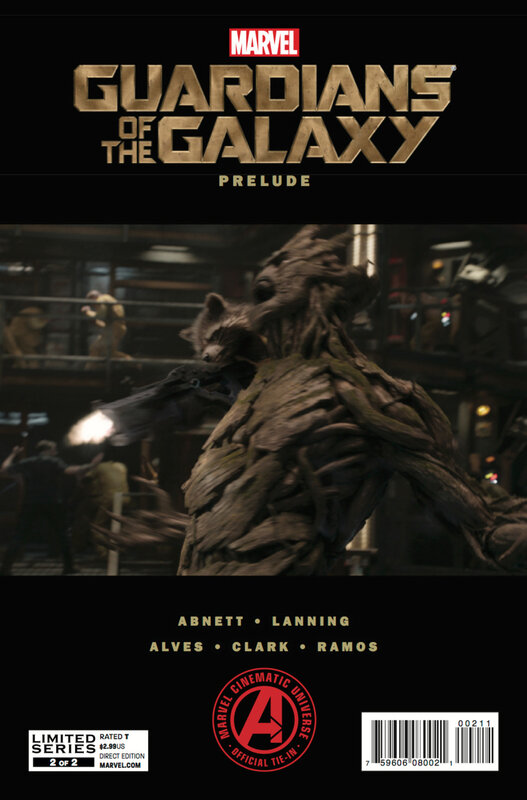 guardians of the galaxy prelude 02