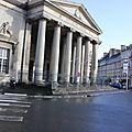 Notre epoque est mediocre: l'ancien palais de justice de caen pourrait devenir un hôtel de luxe, un palais des congrès...