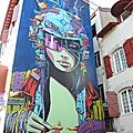 Bayonne, Street Art Point de Vue, fresque, DEIH (64)