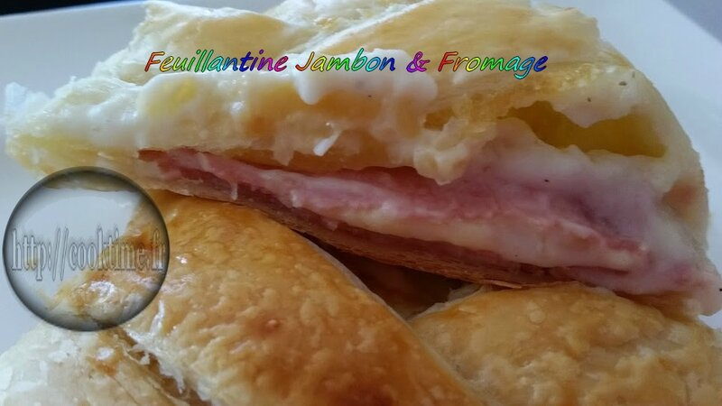 feuillantine jambon thermomix